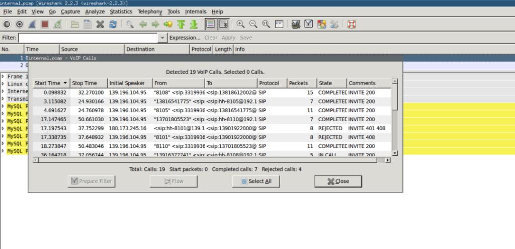 Investigare i problemi riguardanti il Voip - Asterisk debugging